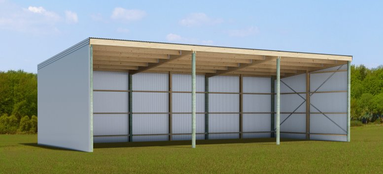Learn Pole barn shed plans | Gatekro
